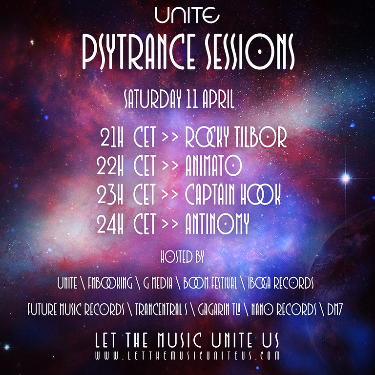 Unite - PsyTrance Sessions 05