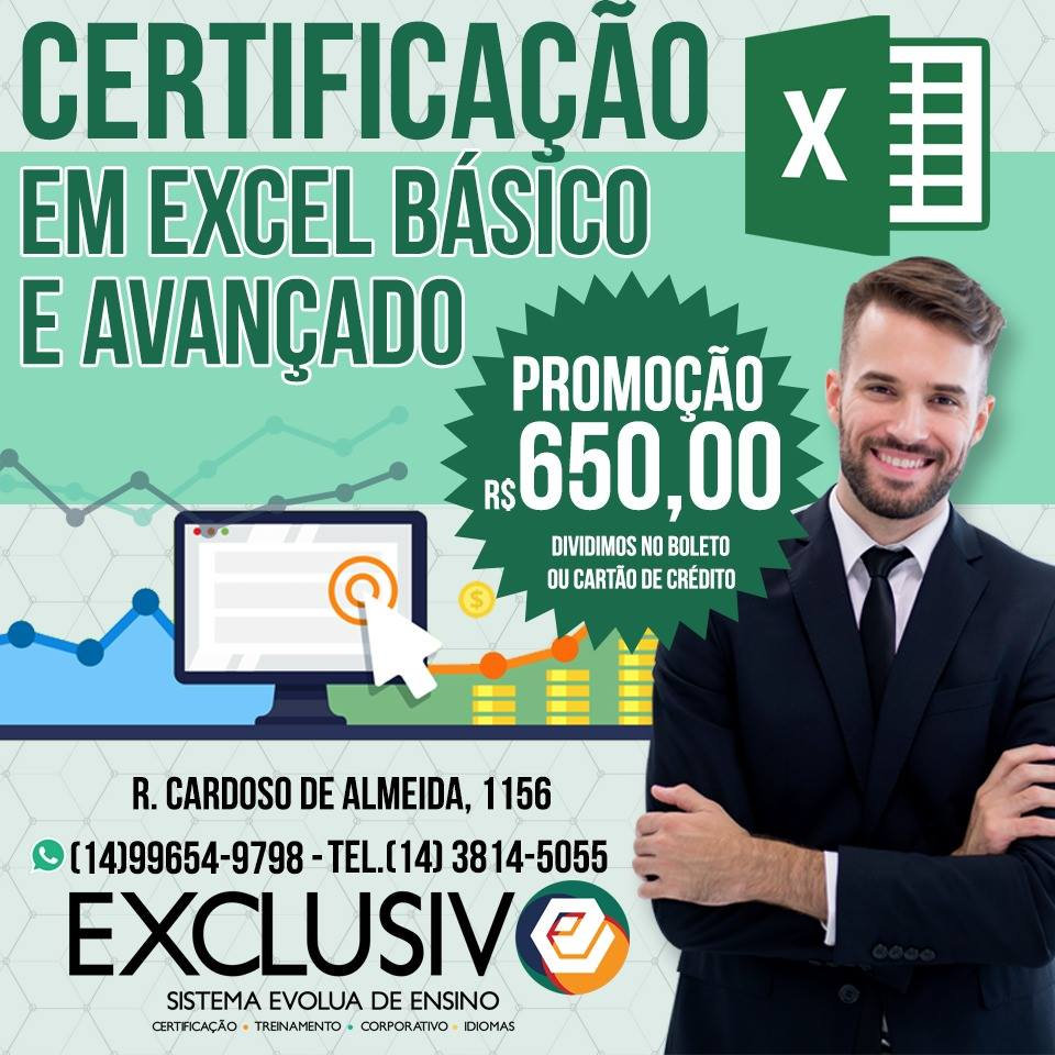 EXCEL COMPLETO