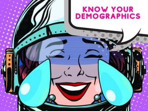 Fun with Demographics