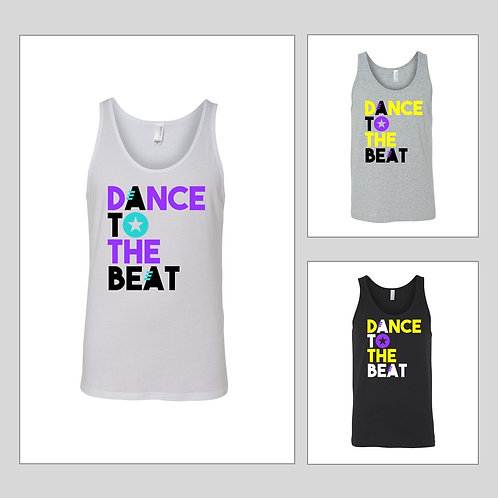 Dance to the Beat Tank