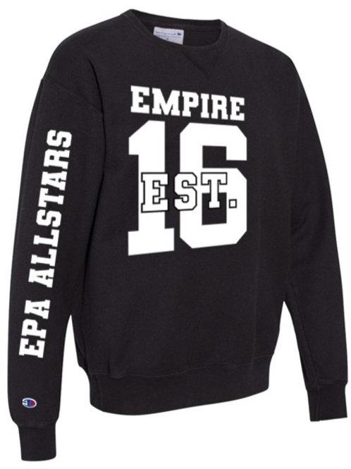 Special Edition Empire/EPA Crew Neck Sweatshirt