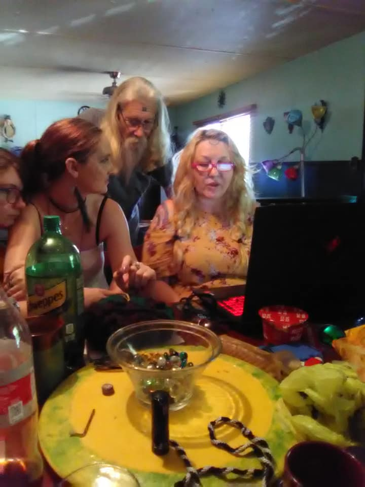 SDCW-ATC, Videos & Pictures of Wiccan Rituals