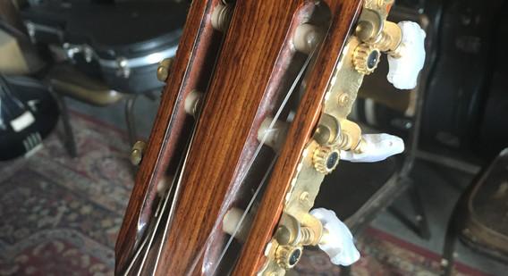 Used 1995 Arturo Valdez Estudio Classical Guitar