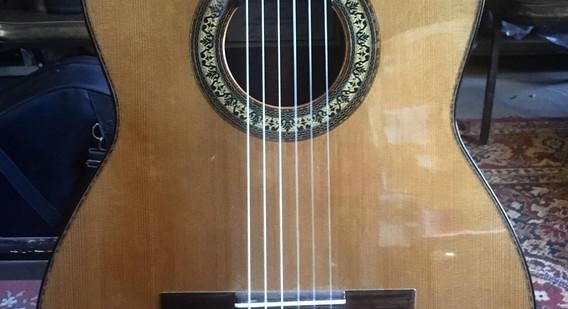 Bob Campbell Classical Guitar