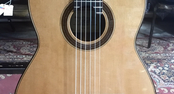 2020 GVR Long Scale Custom Concert Classical