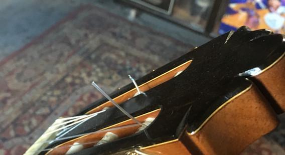 Used 2007 GVR Flamenco Blanca Concert