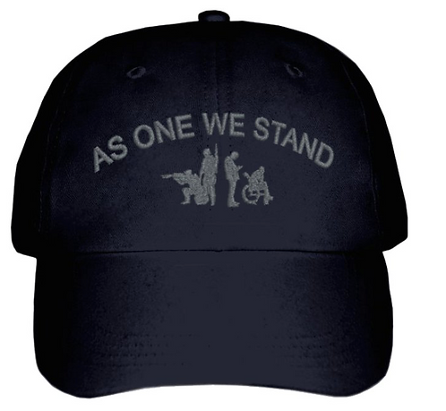 HAT  AS ONE WE Stand