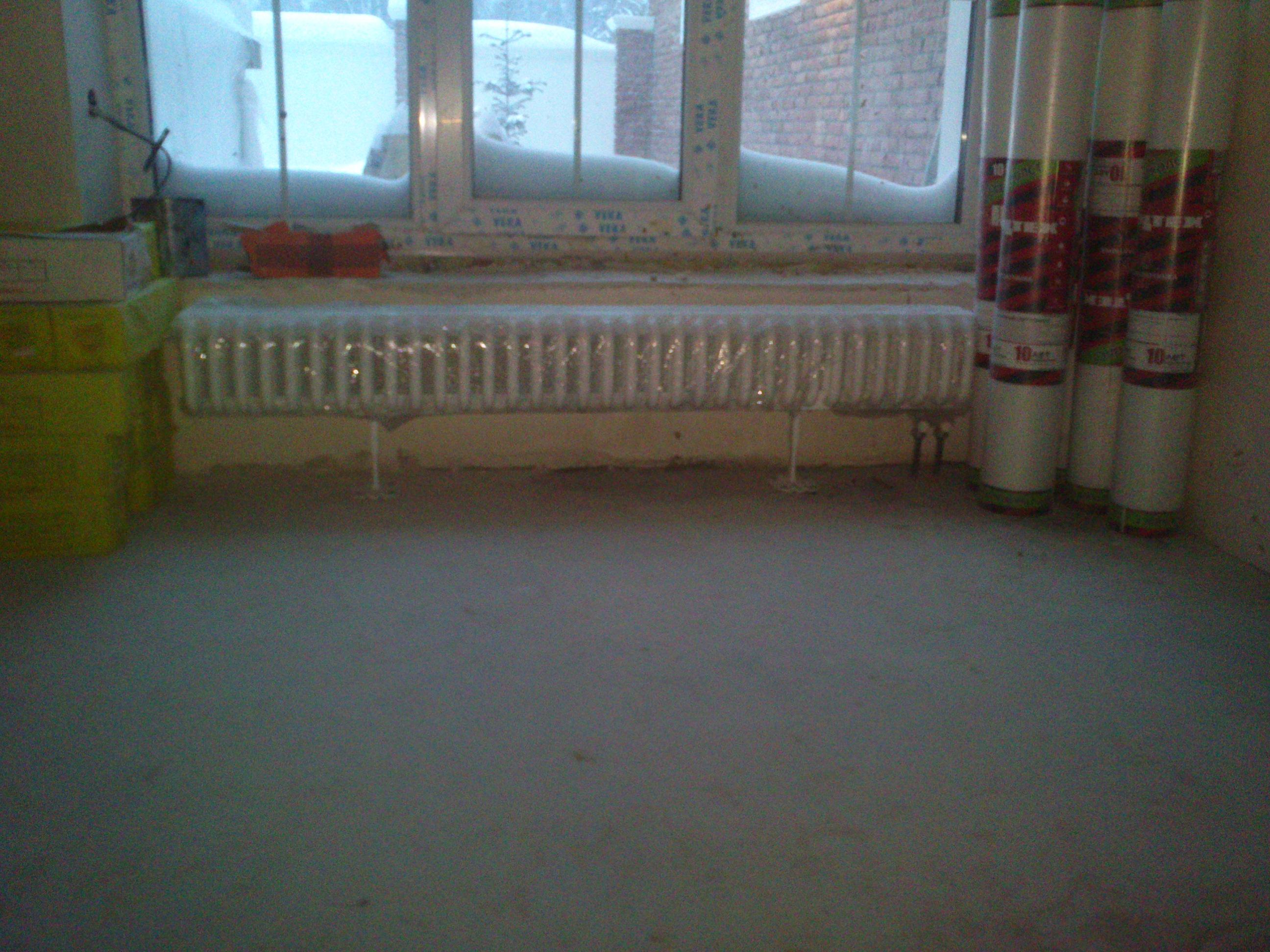 Трубчатые стальные радиаторы