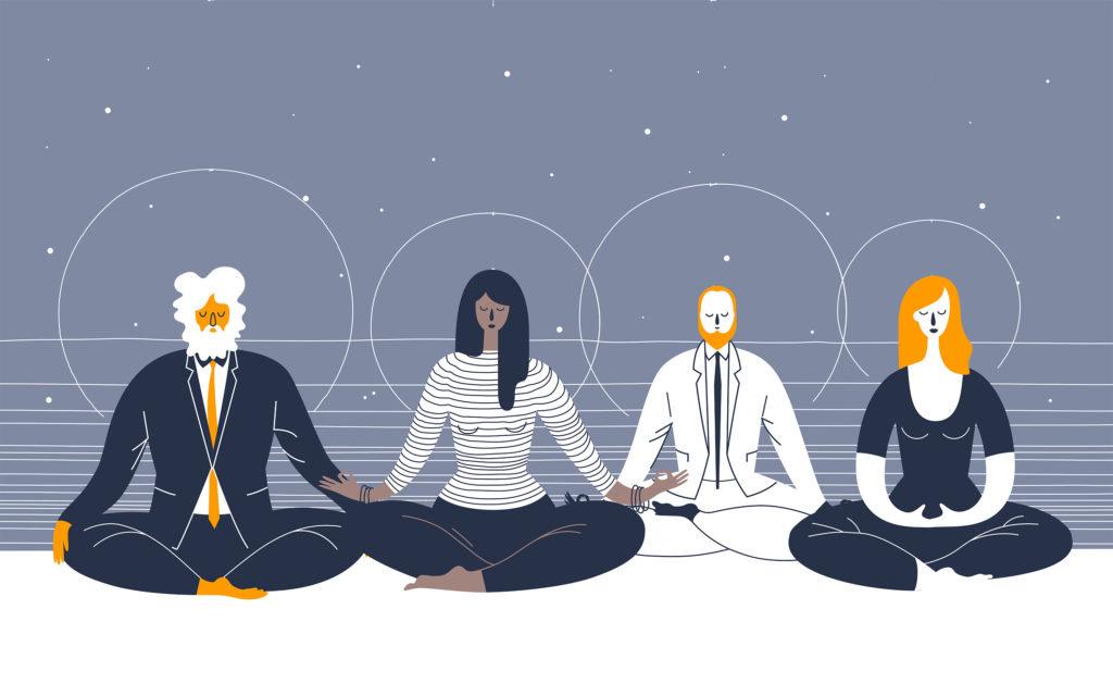 Mindfulness & meditation lessons/session