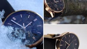 10thAve Gold Sunrise Wristwatch Debuts on Kickstarter