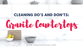 Cleaning Do's and Don'ts: Granite Countertops