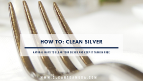 How to: Clean Silver