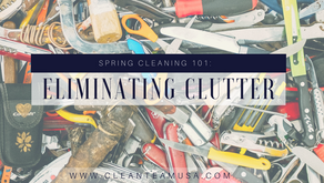 Spring Cleaning 101: Eliminating Clutter