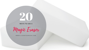 20 Ways to Use a Magic Eraser