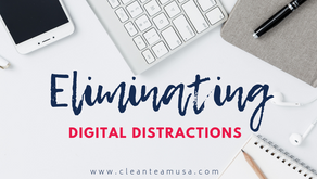 Eliminating Digital Distractions