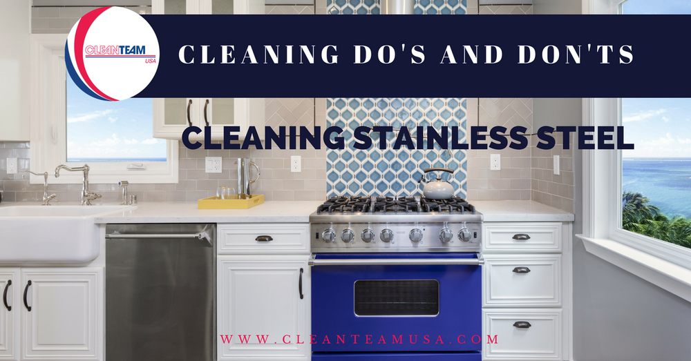 Cleaning Do S And Don Ts Cleaning Stainless Steel