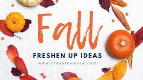 Fall Freshen up Ideas