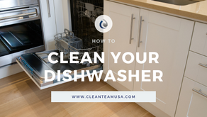 How To: Clean your Dishwasher