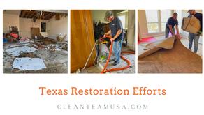 Texas Restoration Efforts
