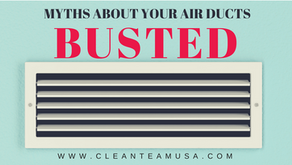 Myths about your Air Ducts BUSTED!