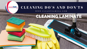 Cleaning Do's and Don'ts: Cleaning Laminate