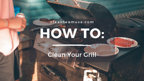 How to: Clean Your Grill