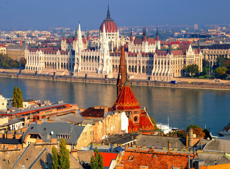 Будапешт за 130 евро!