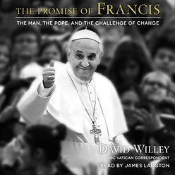 audiobook by James Langton The Promise of Francis. book cover