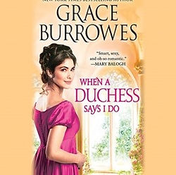 Audiobook by James Langton When A Duchess Says I Do book cover
