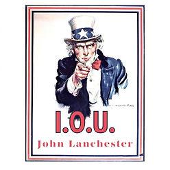audiobook by James Langton I.O.U. book cover graphic