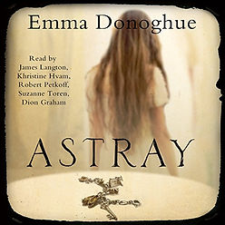 audiobook by James Langton Astray book cover graphic
