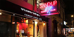 stand up new york comedy club