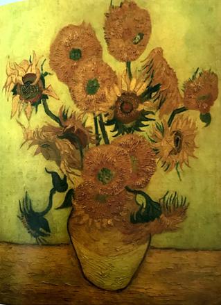 Картина золотом: почему «Подсолнухи» Ван Гога стали его самой дорогой работой