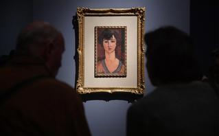20 картин Модильяни названы подделками