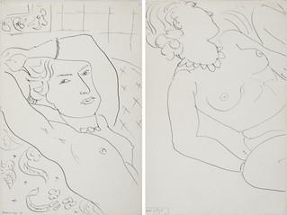 5 советов: как выбрать работу Пикассо и Модильяни на бумаге