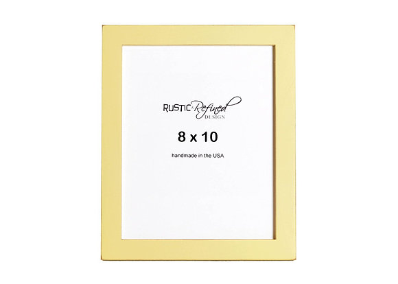 "8x10 1"" Gallery Picture Frame - Daffodil"