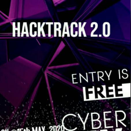 HackTrack 2.0 By BUG XS