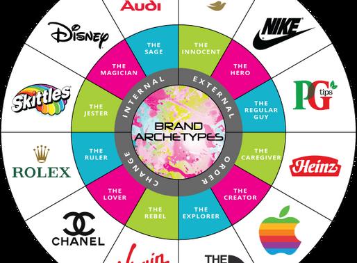 Os 12 arquétipos de marca utilizados para posicionar e dar personalidade ao seu branding