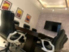 Sala de Reuniões Nidos.Work Coworking