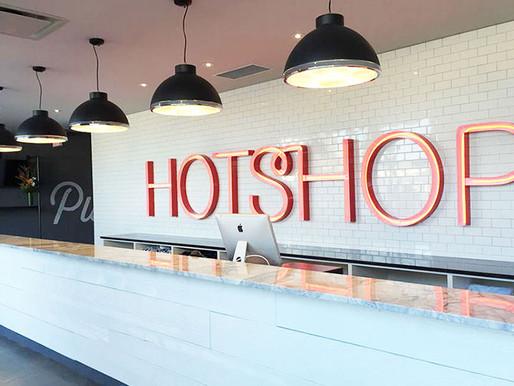 O que é uma agência HotShop?