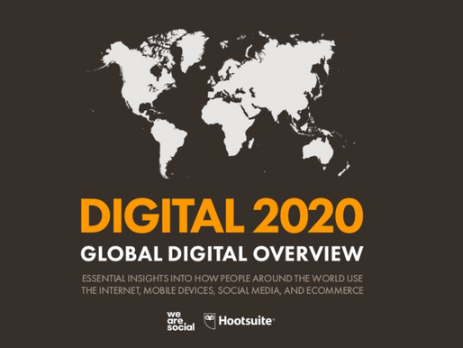We Are Social e HootSuite - Digital 2020 [Report Completo]