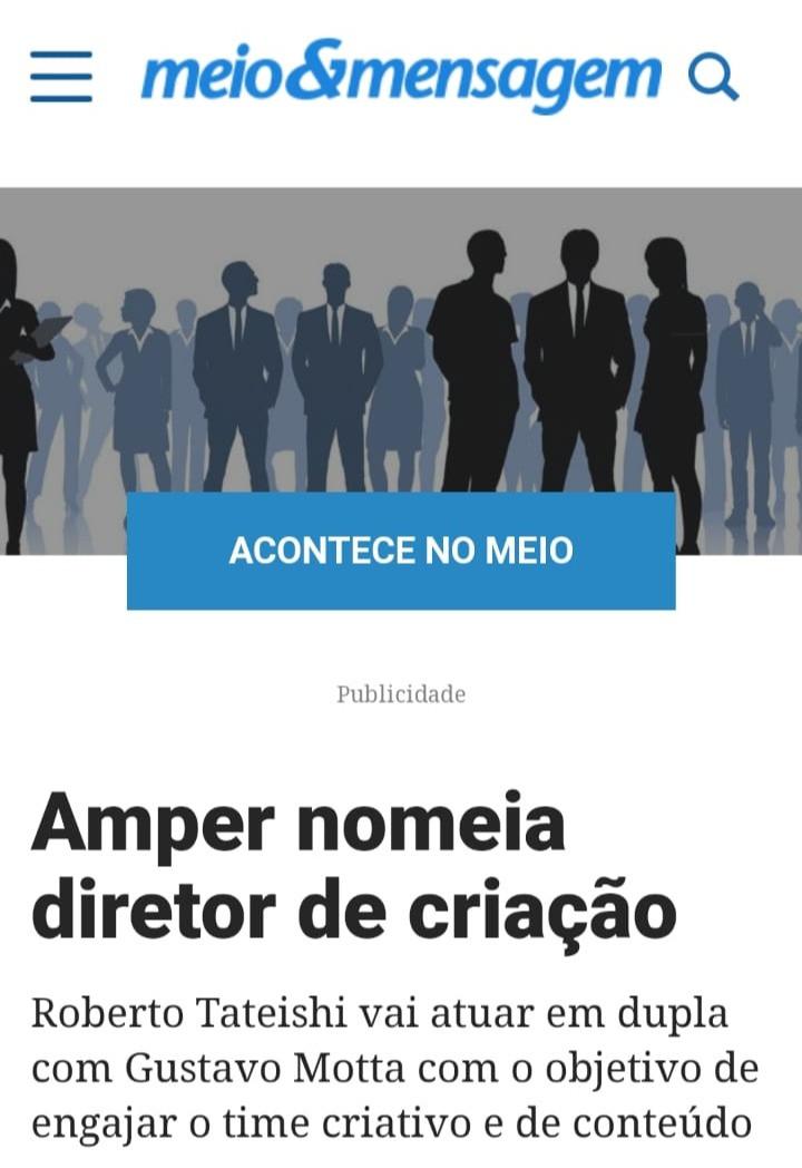 Foto: Site Meio & Mensagem