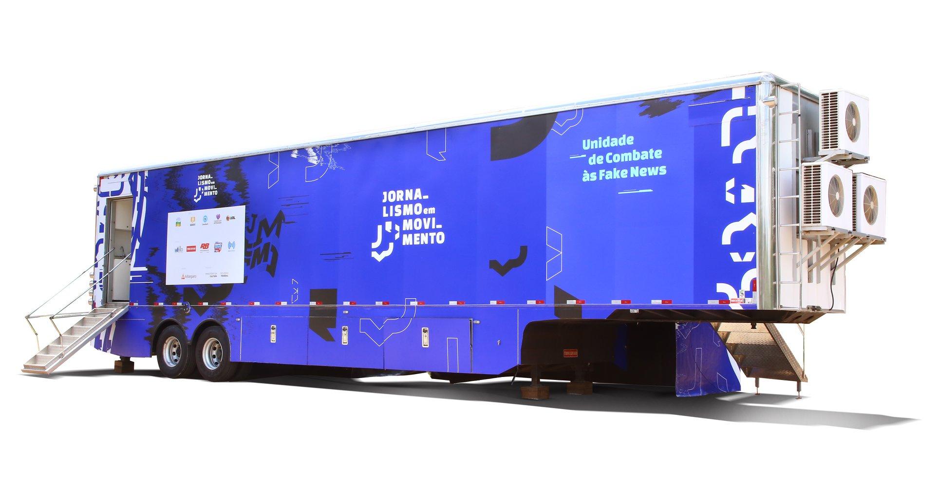 Jornalismo em Movimento - Truckvan