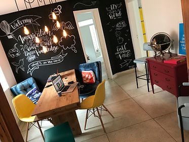Lounge Nidos.Work Coworking