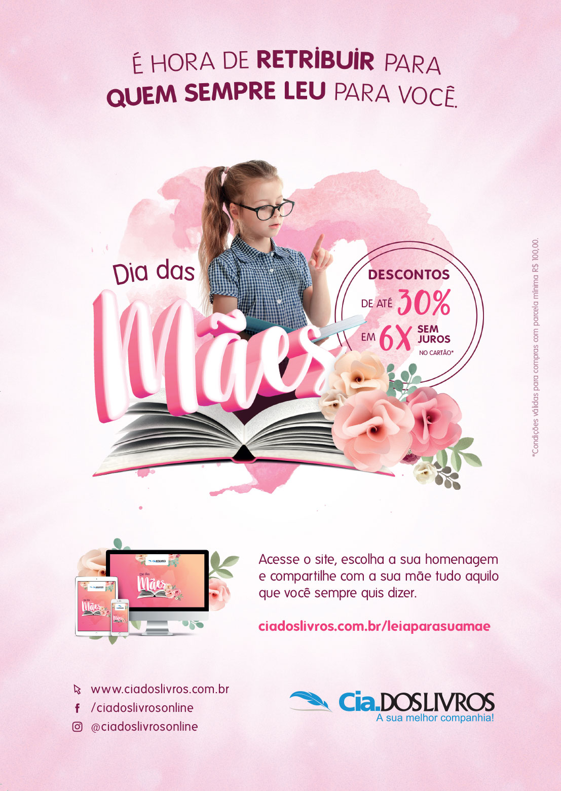 Dia das Mães • Cia. dos Livros