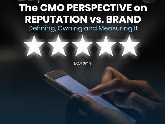 Reputação versus Marca: o desafio dos Diretores de Marketing