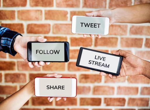 8 dados de marketing digital em mídias sociais que você não deve ignorar