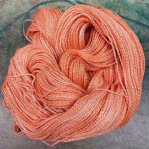 Baby Alpaca Silk II- Persimmon