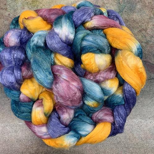 Merino/Mulberry Silk-Vera Cruz