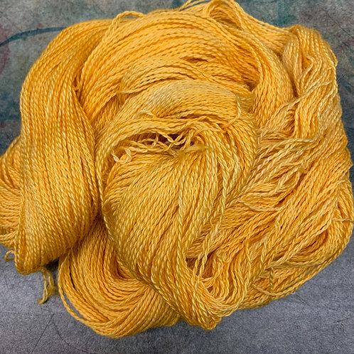 Baby Alpaca Silk Petite II- Squash Blossom